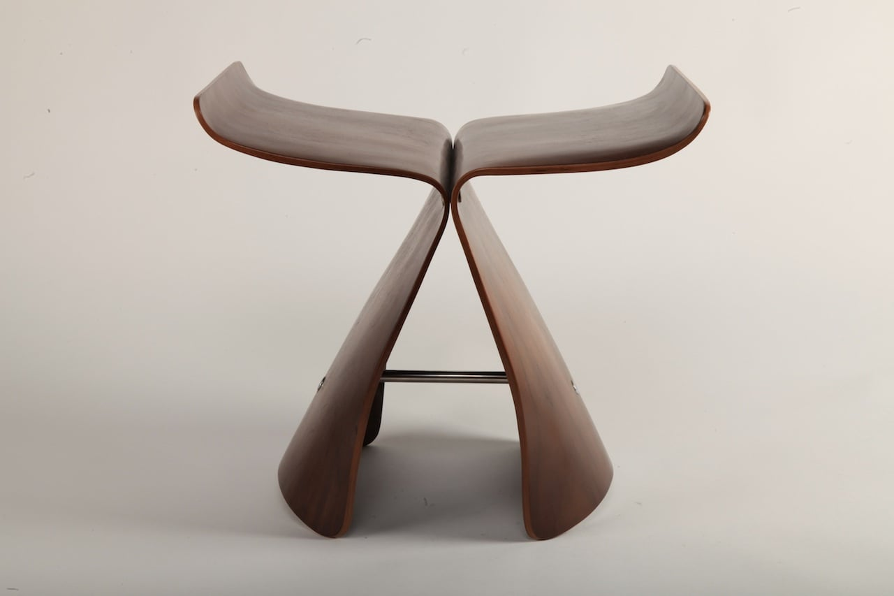 Butterfly Stool Homage