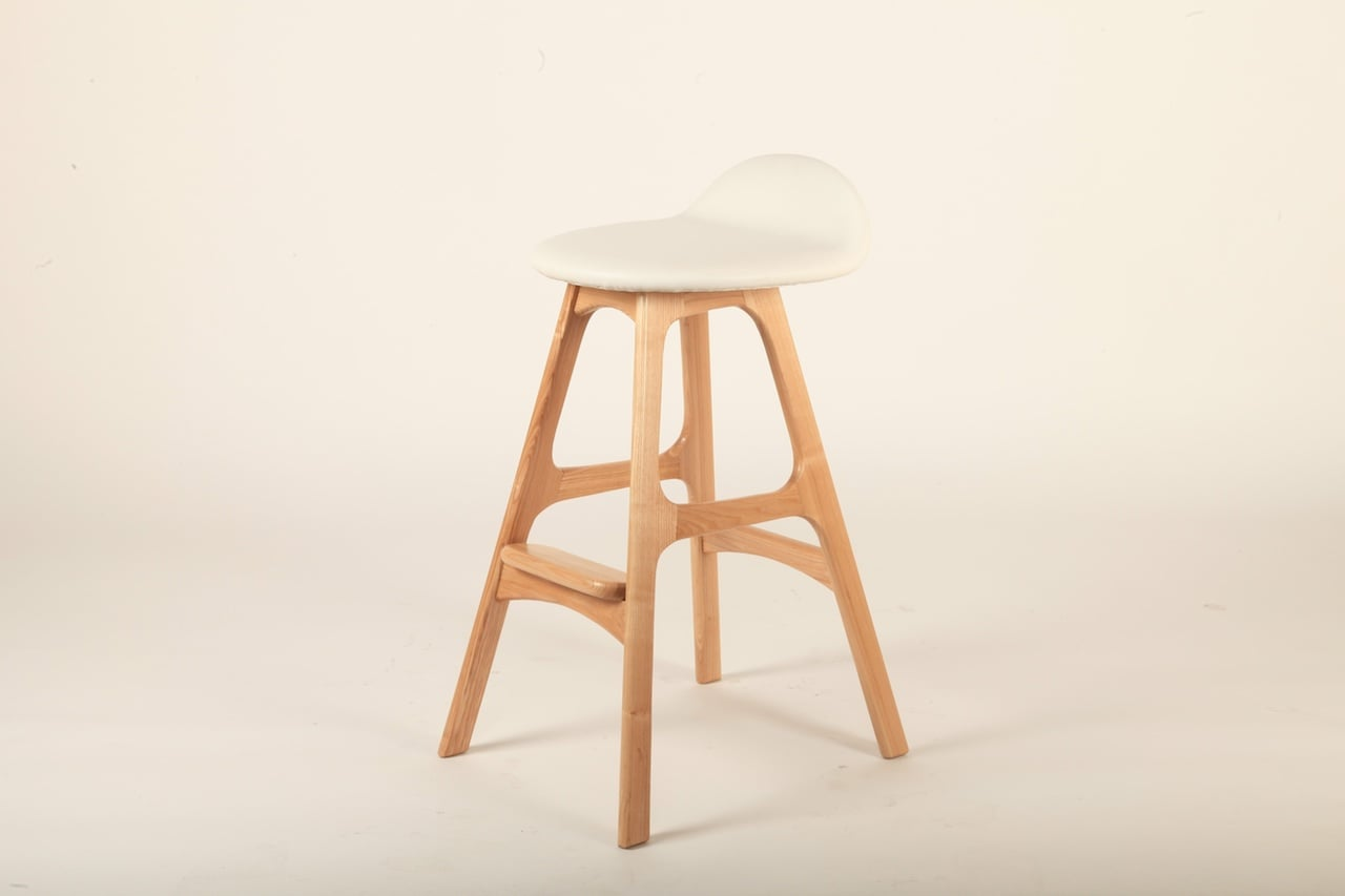 Erich Buch Bar Stool Homage