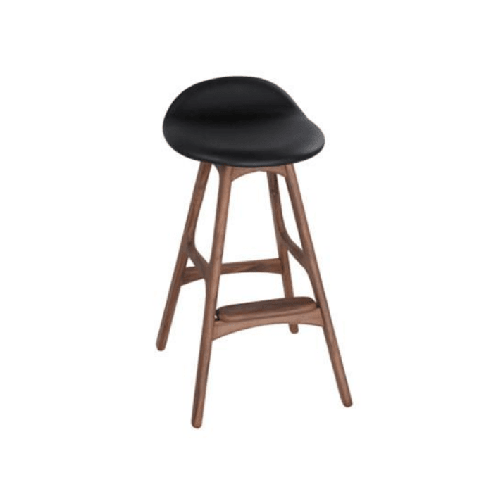 Saddle Bar Stool Homage