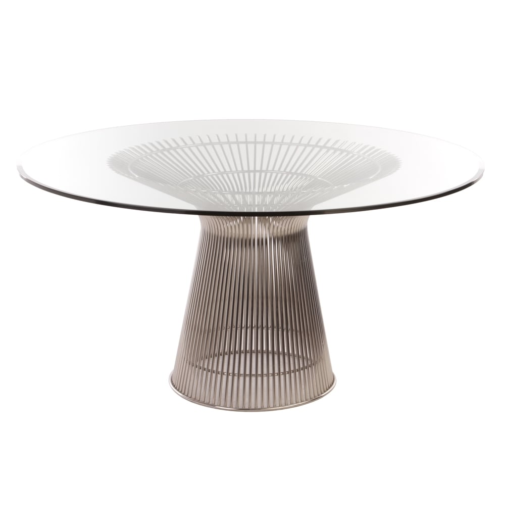 Platner Dining Table   Homage