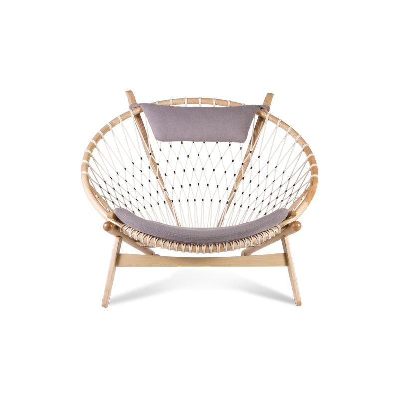 circle chair homage