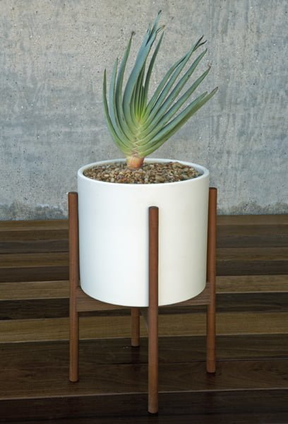 Case Study Planter with Stand Homage
