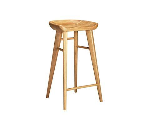 Astounding Taburet Wood Counter Stool 650Mm Oak Onthecornerstone Fun Painted Chair Ideas Images Onthecornerstoneorg