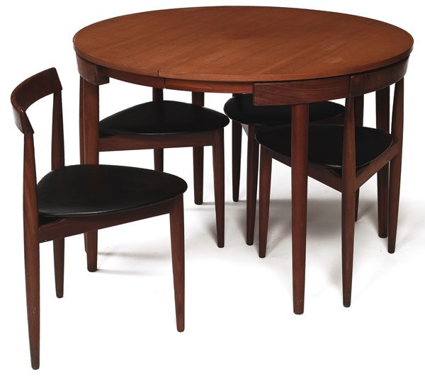 Hans Olsen Roundette Dining Table Homage